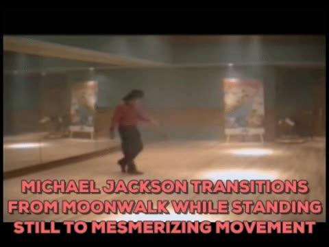 Enlace a Michael Jackson tenía el don del moonwalk y nadie podrá hacerlo como él lo hacía