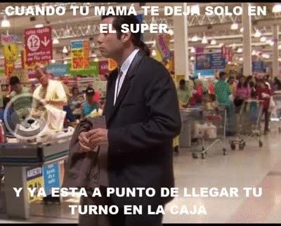 Enlace a El peor miedo al ir al supermercado con tus padres