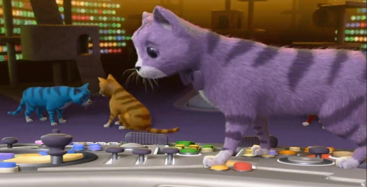 Enlace a Así funcionan las mentes de los gatos según la peli 'Inside out'