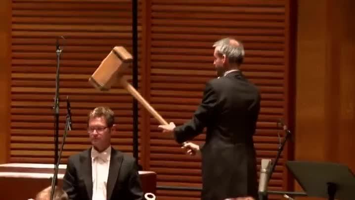 Enlace a Y tras 20 años de estudiar en el conservatorio musical, por fin tuvo su gran momento de gloria