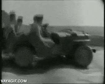 Enlace a Así se testeaban los jeeps de la segunda guerra mundial