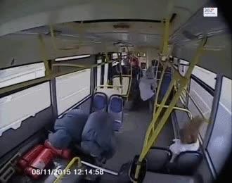 Enlace a ¡Una caja de collarines para este autobús, por favor!