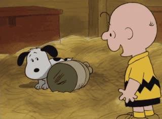 Enlace a Morir de amor con el primer encuentro entre Charlie Brown y Snoopy