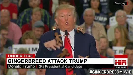 Enlace a Donald Trump da pie a tantas parodias que cualquier cosa es posible