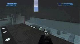 Enlace a Formas increíbles de pillar un arma, nivel: Halo
