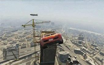 Enlace a Fast and Furious, versión GTA V