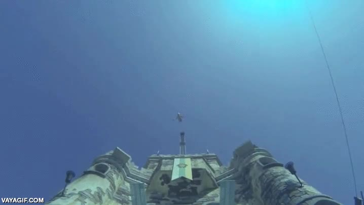 Enlace a Esto es lo que siente la piscina cuando el saltador de trampolín impacta desde gran altura