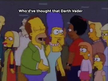 Enlace a No te conviertas en Homer el día que estrenen la nueva de Star Wars