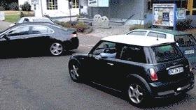 Enlace a Si es que cuando se te atraganta un aparcamiento...