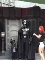 Enlace a Cuando una joven jedi puede más que Darth Vader