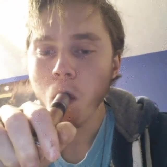 Enlace a Fumar tan a lo bestia, nivel: solidificación del humo