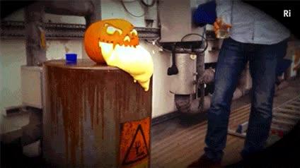 Enlace a Algunos ya se van preparando para el próximo Halloween con ideas muy químicas
