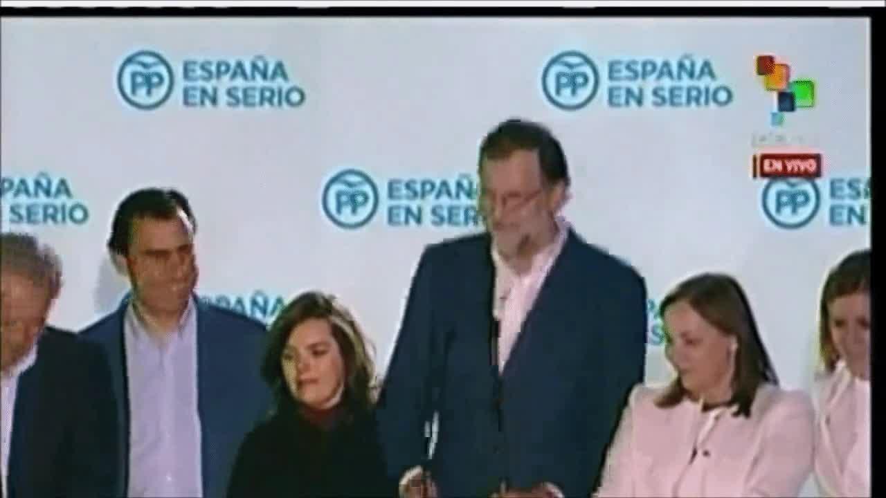 Enlace a De los creadores de Rajoy corriendo, Rajoy saltando, llega...
