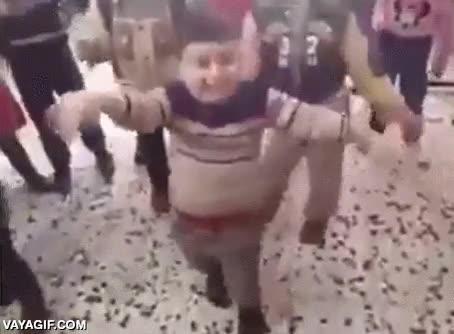 Enlace a Algunos han nacido para bailar