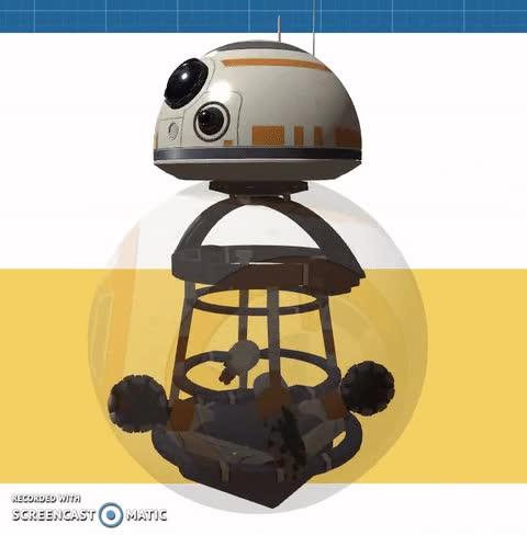 Enlace a Así funciona el droide BB-8 de Star Wars