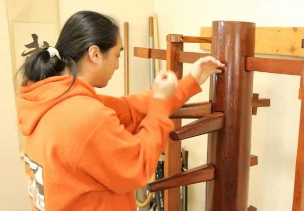 Enlace a Así se practica el Wing Chun