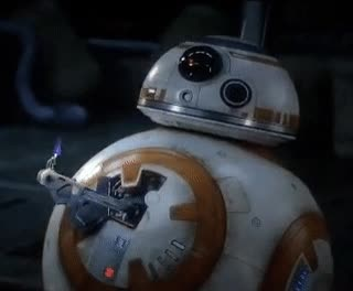 Enlace a BB-8 sabe cómo ligar en las discotecas