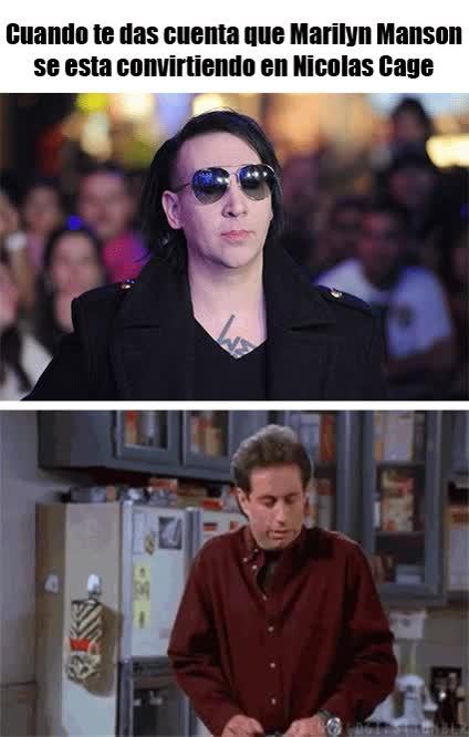 Enlace a Nicolas Cage y su conquista del mundo