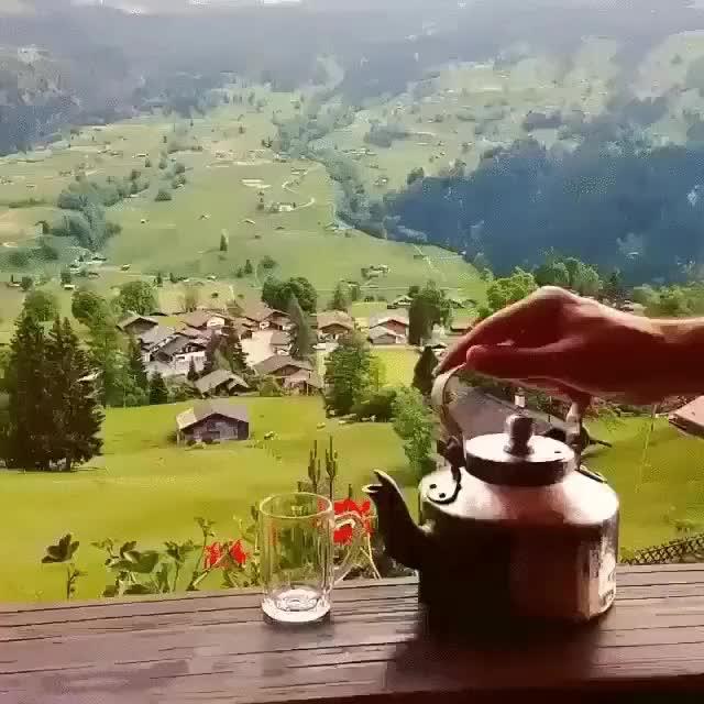 Enlace a No me gusta el té, pero aquí me tomaría los que hiciera falta