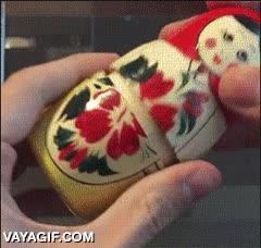 Enlace a Parece mentira que sean capaces de guardar eso en la última muñeca rusa