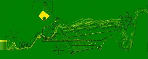 Enlace a El funcionamiento interno de una cosechadora/tractor