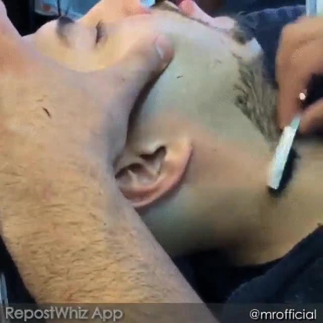 Enlace a El mejor barbero de todos los tiempos