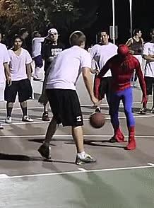Enlace a Spider-man tío, no abuses, que tú tienes superpoderes