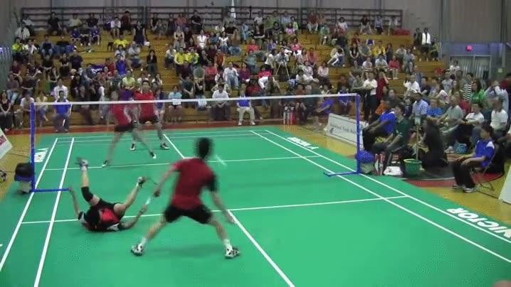 Enlace a Y ahora ven a decirme que el badminton es un deporte aburrido y lento