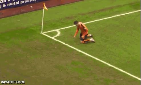 Enlace a Cuando olvidas cómo celebrar goles