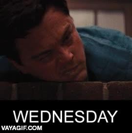 Enlace a Di Caprio merecería el Oscar solo por la brillante interpretación de los días de la semana