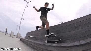 Enlace a La habilidad de este skater es increíble