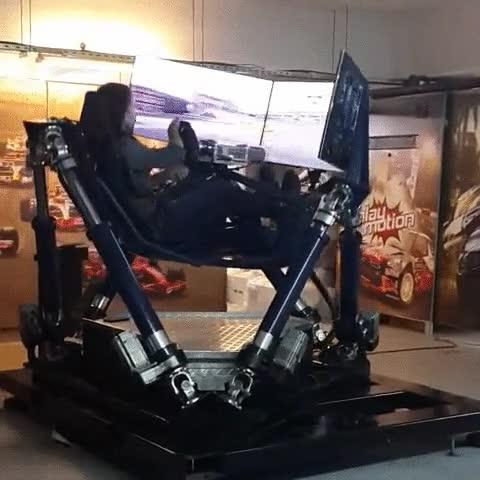 Enlace a ¿El futuro de los juegos de conducción?