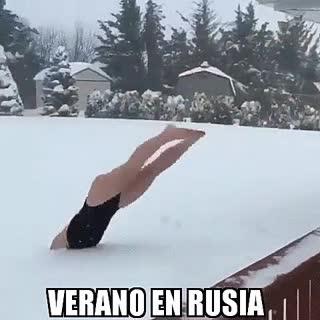 Enlace a Típico verano en Rusia