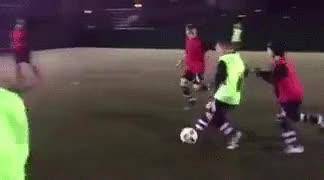 Enlace a El momento exacto en el que decides no jugar a fútbol nunca más