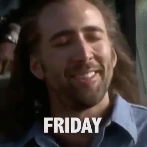 Enlace a Nicolas Cage hace su mejor papel en ''Los días de la semana''