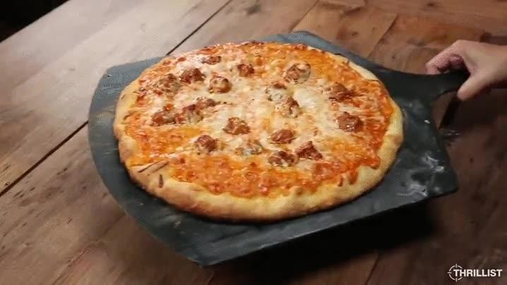 Enlace a Pizza de espaguetis. El futuro