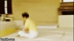 Enlace a Poca gente sabe que la meditación te da poderes de canguro