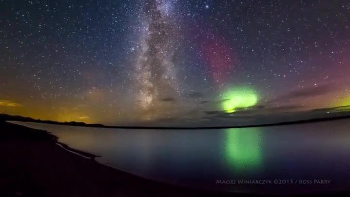 Enlace a La aurora boreal, una de las maravillas más bellas que se pueden llegar a ver