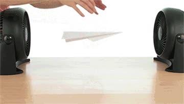 Enlace a El avión de papel más realista del mundo