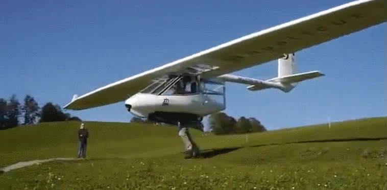 Enlace a ¿Te atreverías a dar un pequeño viaje en esta avioneta?