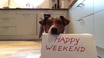 Enlace a La mejor manera de empezar el fin de semana