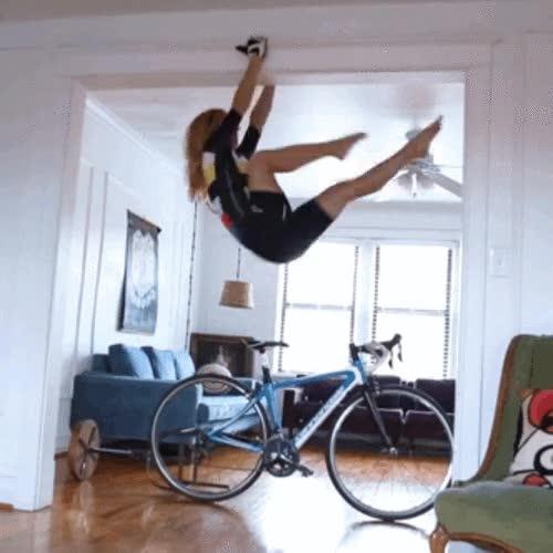 Enlace a Los típicos estiramientos antes de ir a montar en bici