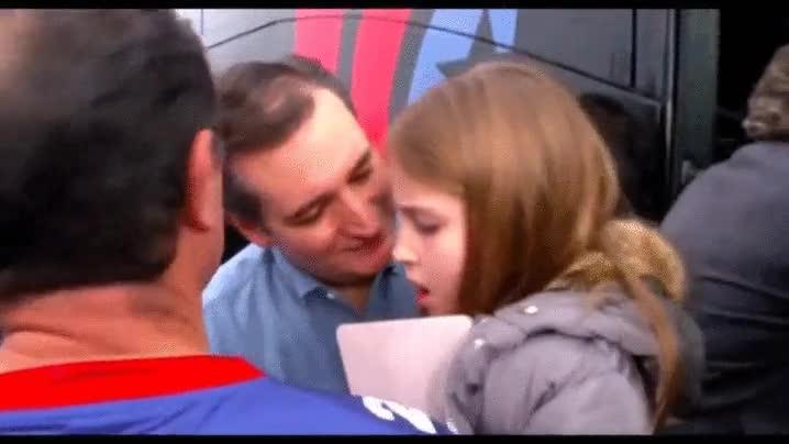Enlace a Ted Cruz protagoniza uno de los momentos más incómodos de la historia