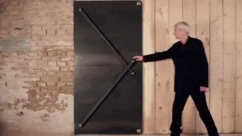 Enlace a Cuando veas esta puerta de hierro querrás tener una en tu casa para mirarla todo el día