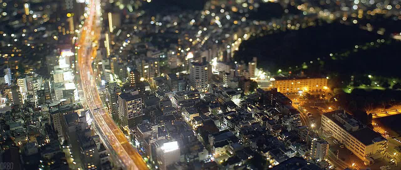 Enlace a La ciudad de Tokyo vista de un modo espectacular