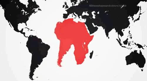 Enlace a Nunca volverás a ver el mapa del mundo de la misma forma