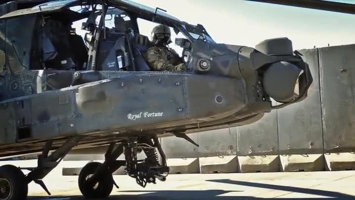 Enlace a Arma siguiendo el movimiento de la cabeza del piloto en tiempo real