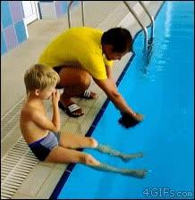 Enlace a La forma más rápida de ponerte el gorro de la piscina
