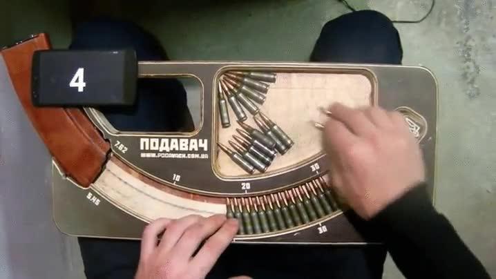 Enlace a Cómo cargar rápidamente una AK-47 en 10 segundos