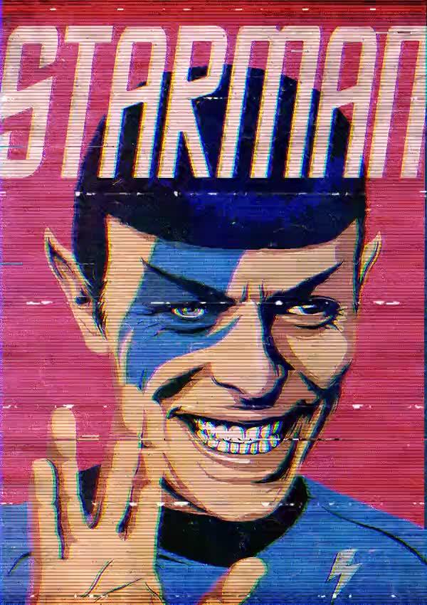 Enlace a Las mil caras de David Bowie. Te echamos de menos